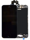 iPhone 5S / SE Complete Lcd And Digitizer With Parts in Black