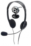 Ednet Σέτ Ακουστικά Με Κάμερα Conference Kit 1300 ED87224