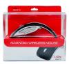 Wireless Optical Usb Mouse Mobilis Folding 3 Πλήκτρων Μαύρο - Ασημί